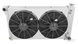 Aluminum Fan Shroud